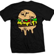 Burger Black – Back